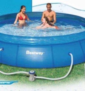 Продам бассейн