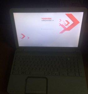 Ноутбук i5 750gb 6gb ddr Тошиба