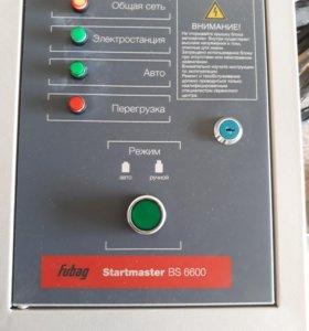 Авр fubag startmaster bs 6600 220v