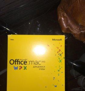 Лицензионный Microsoft Office: MAC