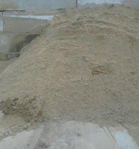 Песок речной, щебень, отсев