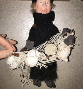 Куколка Сахалинский рыбачок
