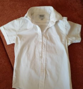 Рубашка для школы 122 р