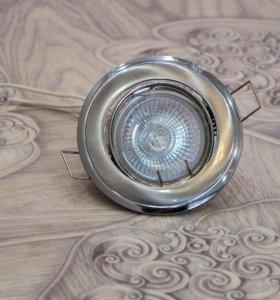 Потолочный встраиваемый светильник 10 шт.