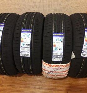 Новые шины Goodyear 205/50 R17