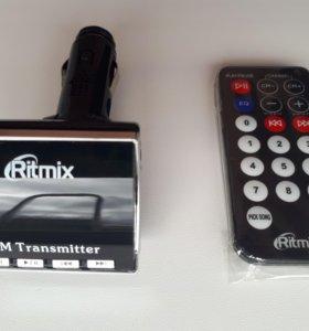 Автомобильный FM-трансмиттер новый