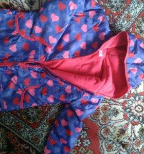 Куртка, размер 122