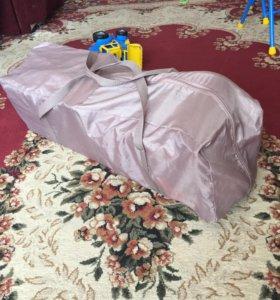 Кроватка манеж