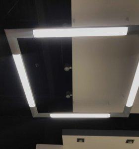Светильники. Подвесная мод.система из алюминия