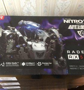 Rx 580 8gb nitro+