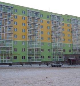 Квартира, 1 комната, 35.7 м²