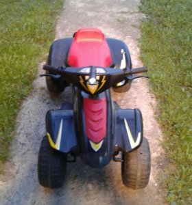 Квадроцикл детский CT 558 Beach Racer