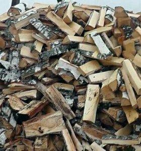 дрова в укладку