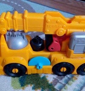 Набор Play-doh Весёлый кран