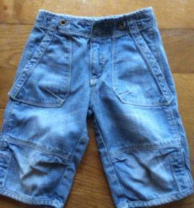 Бриджи джинс для мальчика