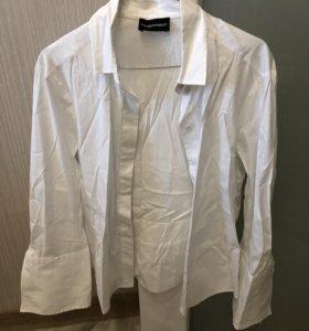Emporio armani рубашка 46 размер