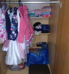 Детская кровать (шкаф)
