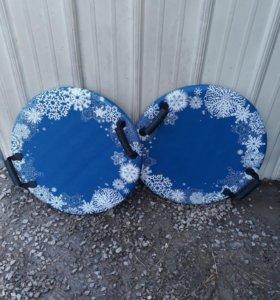 2 ледянки