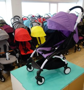Новая коляска тип Yoya (babytime) - сирень