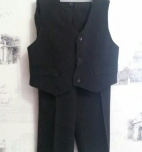 Жилет +брюки для мальчика