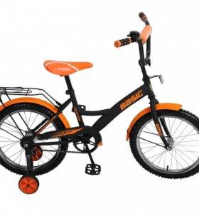 Новый Велосипед от 5 лет Ф20'