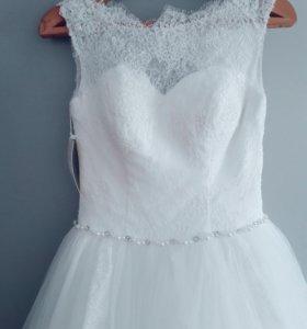Новое свадебное платье💞