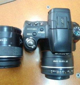 фотокамера Sony Alpha SLT-A35