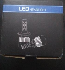 Led лампы h4.
