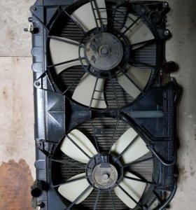 Вентиляторы Lexus is200/Toyota Altezza