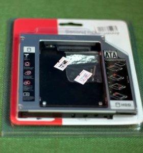Переходник для дополнительного HDD в ноутбук