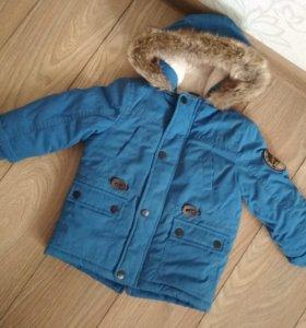 Куртка удлиненная 86 Mothercare