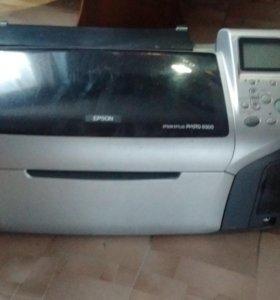 Принтер Epson Stylus Photo R300.