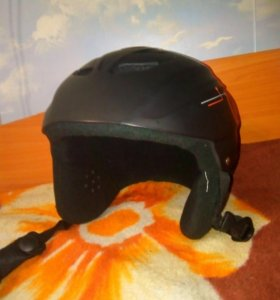 Шлем для хоккея без сетки