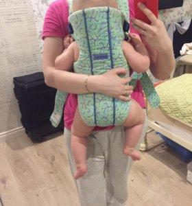Рюкзак-кенгуру BabyBjorn с 0 до 12 м