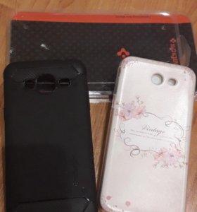 Чехол силиконовый на телефон