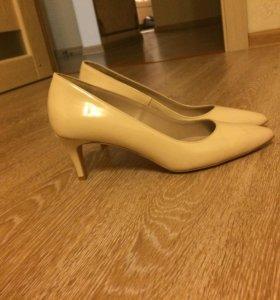 Туфли новые! Кожа
