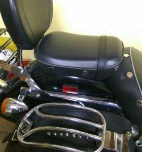 Honda Shadow VT750C