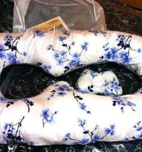 Анатомическая подушка для беременных