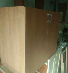 Новый кухонный шкаф под мойку