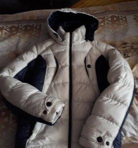 Новая!! Зимняя куртка