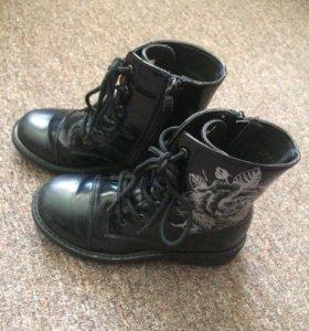 """Продам демисезонные ботинки """"Kakadu"""""""
