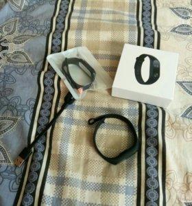 Часы xiaomi mi band 2