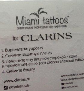 Переводные тату-украшения