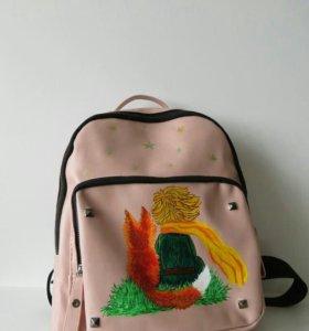 Рюкзак « Маленький принц»