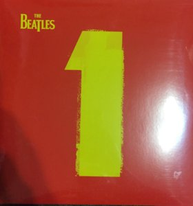 Пластинки The Beatles