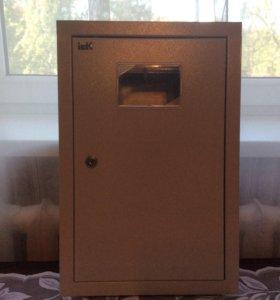 Ящик металлический скрытой установки