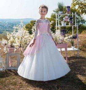 Нарядное шикарное платье для принцессы, новое