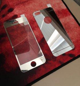 Продам защитное стекло на IPhone 5, 5s, se