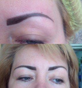 Татуаж-перманентный макияж