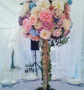 Мартинки для свадебных столов